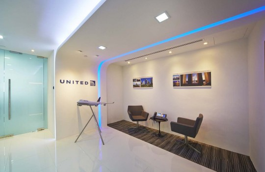 United airlines pod i a principles of design in for Office design principles
